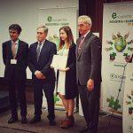 Adamed Laboratorios recibe un reconocimiento por su labor medioambiental